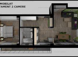 Apartament 2 camere in bloc nou zona strada Pepinierei