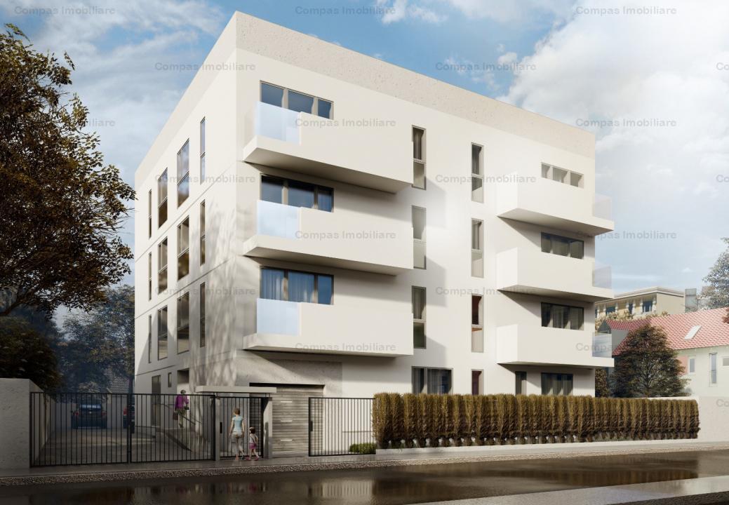 Apartament nou Aparatorii Patriei
