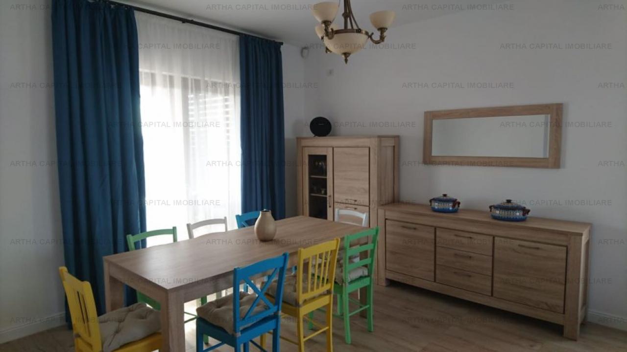 Vila 4 camere la iesirea din Tunari catre Otopeni