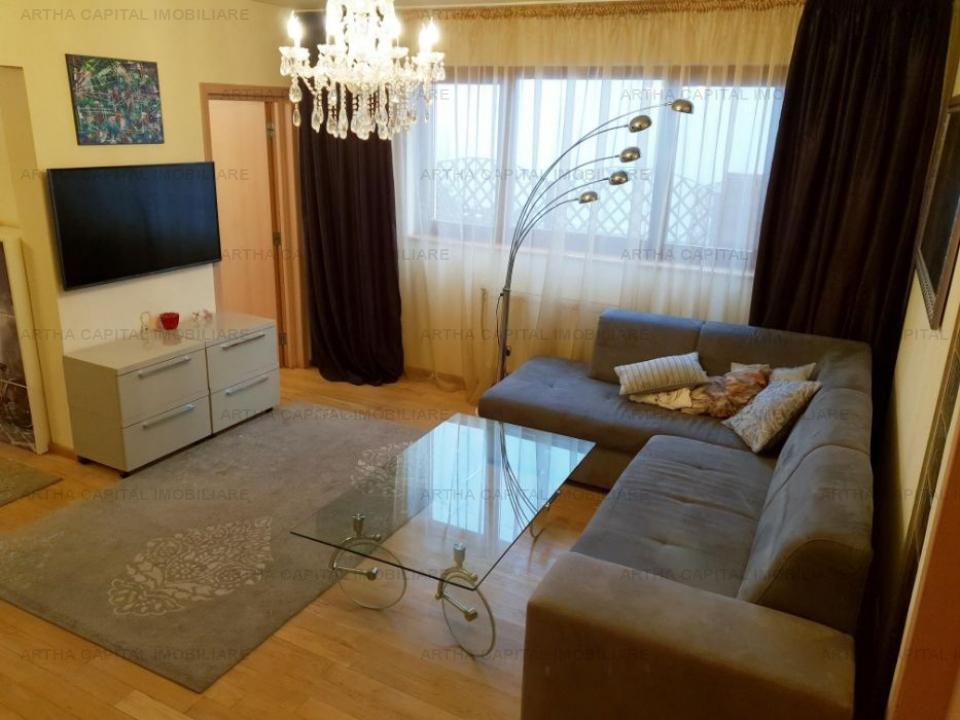 Vila 4 camere mobilata si utilata lux