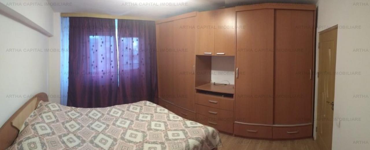 Aartament 3 camere nou renovat si mobilat
