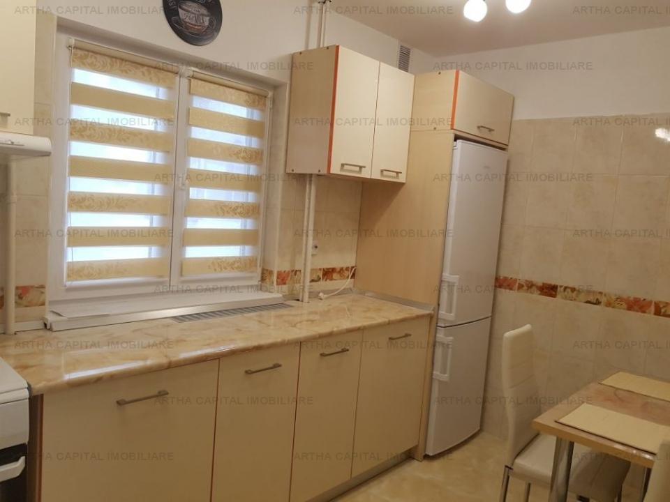 Apartament 3 camere mobilat si utilat lux, aproape de metrou