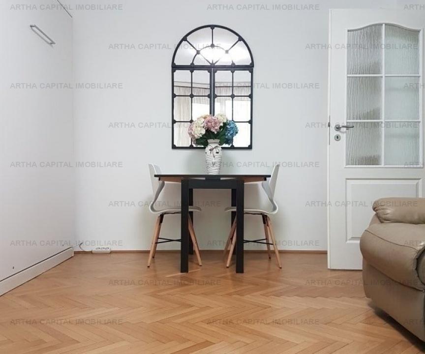 Apartament 2 camere mobilat si utilt modern