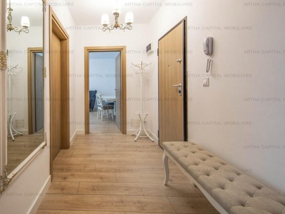 Apartament 2 camere mobilat si utilat lux