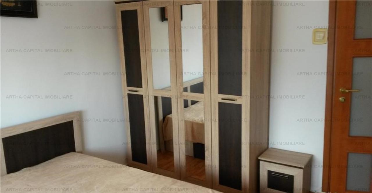 Apartament de 4 camere mobilat si utilat modern, aproape de metrou