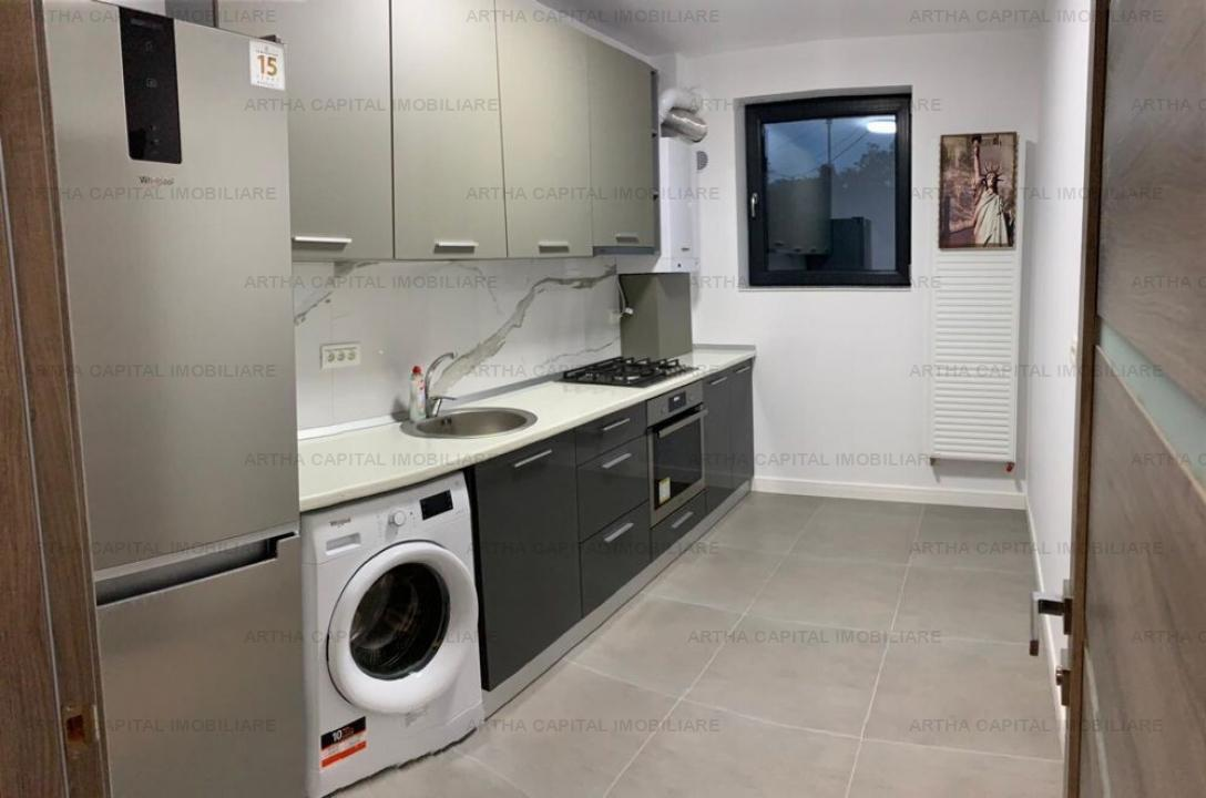 Apartament 2 camere in Plaza Residence