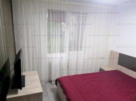 Apartament de 2 camere mobilat si utilat modern