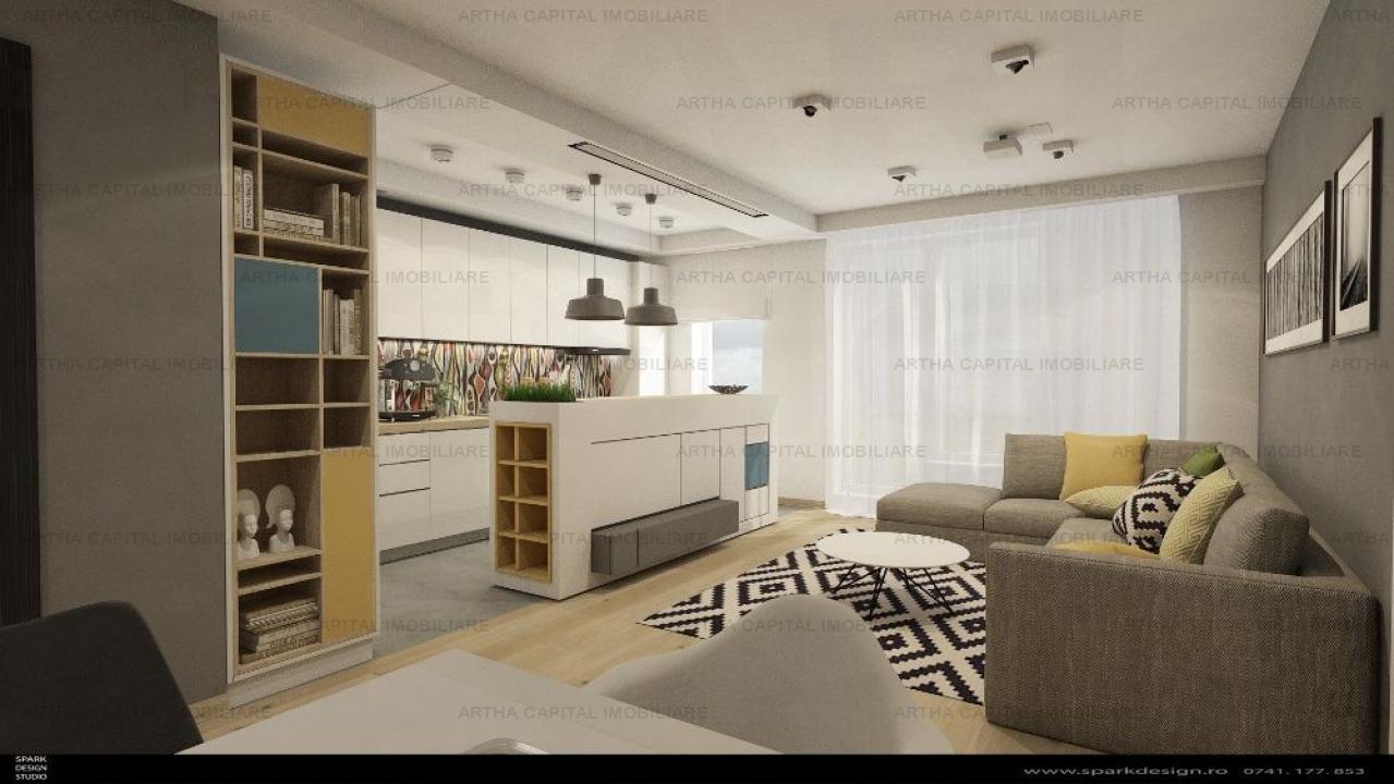 Apartament 4 camere amplasat in complexul rezidential The Park