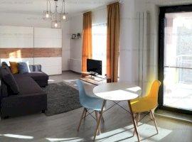 Garsoniera spatioasa in Smart Residence Cotroceni