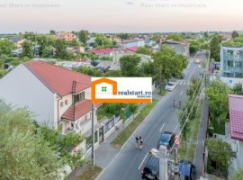Penthouse, Straulesti, acces metrou, 70mp terasa view 180, parcare subterana