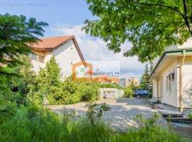 Mogosoaia, la liziera padure, S+P+1+M+pod, ideal rezidenta, clinica, azil