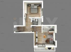 Apartament 2 camere in Trivale City | TC4 DFC1