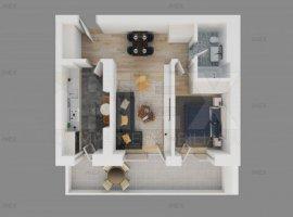 Apartament 2 camere in ECHO Tineretului | X3
