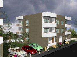 Apartamente 3 camere în Trivale   Tancodrom