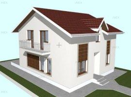 iNEX.ro | Casa individuala 4 camere Gavana | Balotesti Family Park