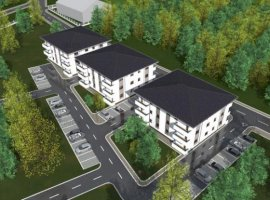 iNEX.ro | Apartamente 3 camere in Trivale Park | Complex 4