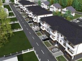 Apartamente 3 camere in Trivale Park | Complex 4