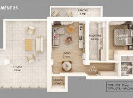 Apartament Penthouse Gavana | Bloc Nou | Comision 0%
