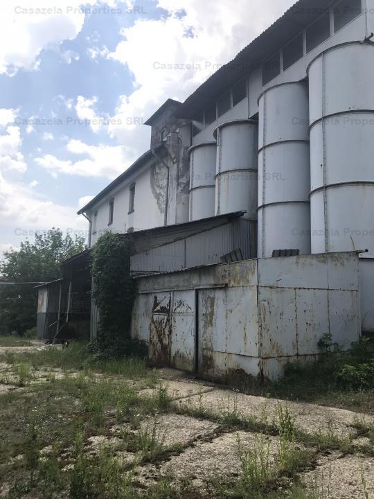 Proprietate imobiliara-cladire fosta moara si terenul aferent localitatea Nedelea PH
