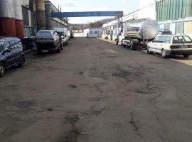 De vanzare spatii industriale in Bistrita, fosta fabrica Mebis