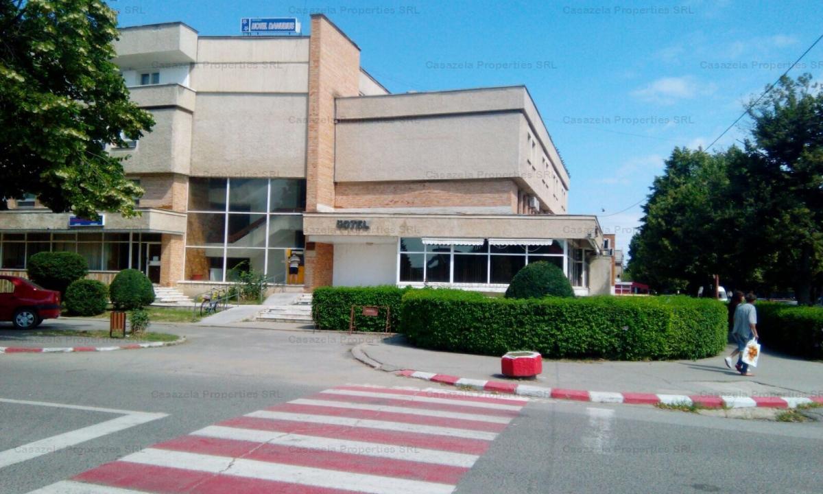 Hotel P+3E, 46 unitati de cazare, Zimnicea