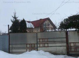 Casa de vanzare (licitatie) si teren de 483 mp in Letea Veche, judet Bacau