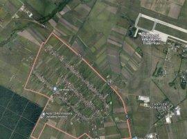 Lot teren 13.853 mp in intravilan Giarmata Vii, Ghiroda, Timisoara