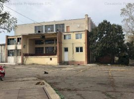 CLADIRI SI TEREN AFERENT S. 19.726,80 mp SITUAT IN CIRESU, BRAILA