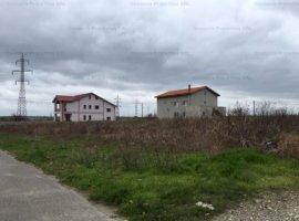 Teren intravilan 1100 mp, Eforie Nord, Constanta