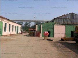 Vanzare hale industriale cu teren 10310mp, Pantelimon