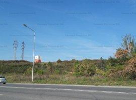 Teren pe Calea Hunedoarei, vis-a-vis de Târgul Auto 2000 mp