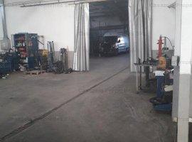 Hala showroom+service auto P+1E 1.895 mp Tudor Vladimirescu