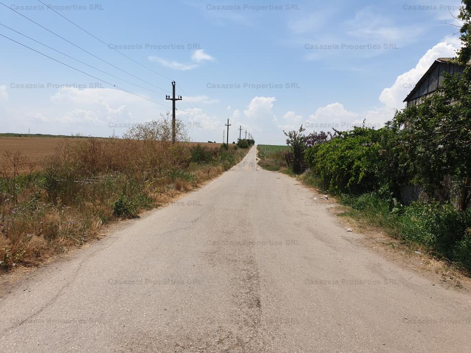 Hala + teren intravilan, Mangalia, Constanta
