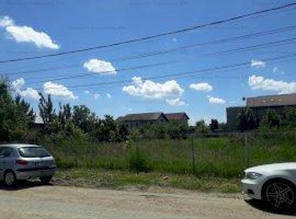 Teren intravilan situat in Comuna Tunari, Jud. Ilfov