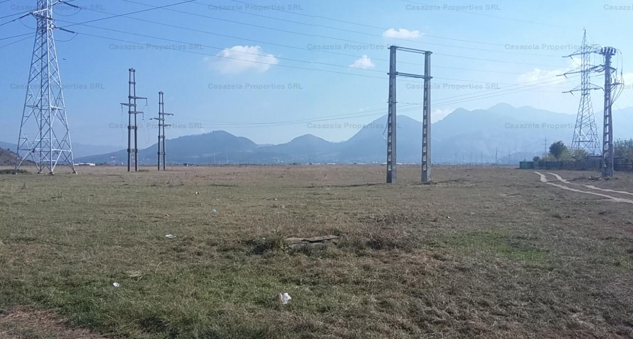 Teren 8,930mp, zona Zizin, Brasov