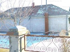 Casa de vanzare (licitatie) si teren 1160 mp Savinesti, str. Vulturului, jud. Neamt