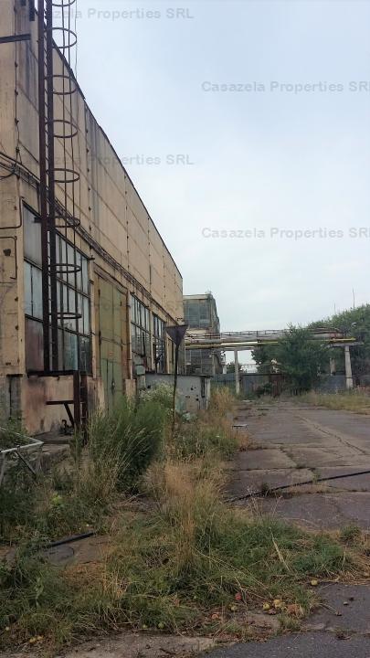 Spatiu industrial 10,688mp,  zona industriala Fagaras, jud. Brasov