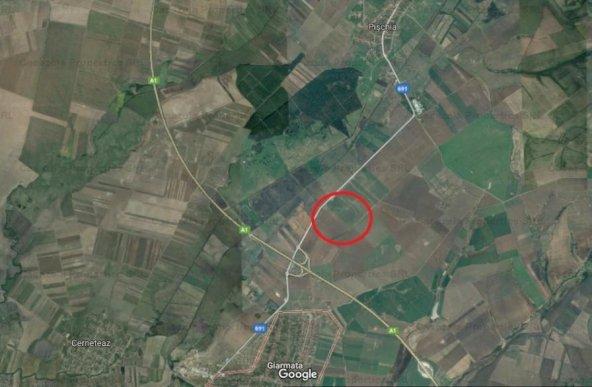 Teren extravilan 10 ha, Giarmata, Jud. Timis