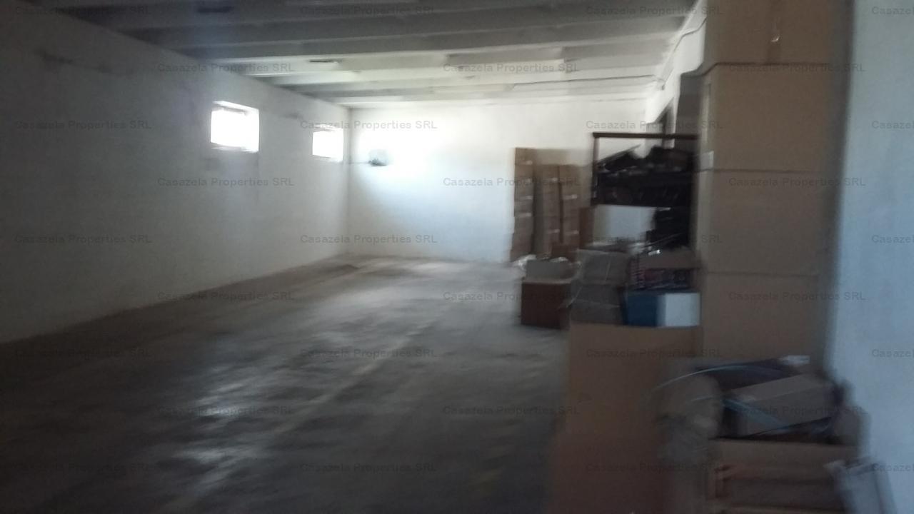 Hala productie/depozitare - Turda - str. Bogata