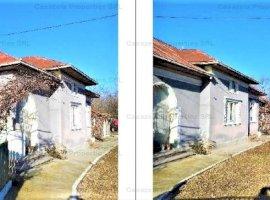 Casa+Teren 1.280 mp, Costestii din Deal-Dambovita