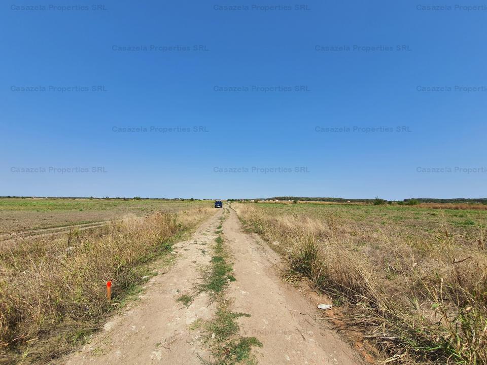 Teren extravilan, agricol, suprafata de 27.782 mp - Corbeanca, Judet Ilfov