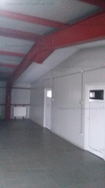 hală producţie/depozitare ,teren sediu administrativ cu spaţii de birouri la 16 km -Rm Valcea