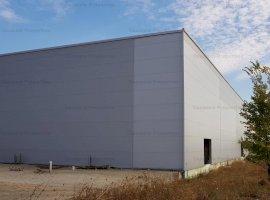 Vanzare teren de 6,848 mp cu hala industriala, Baneasa -Sos.Odai