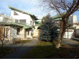 Vila de lux, zona lacul Baneasa, Bucuresti
