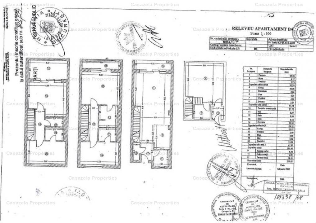 Vanzare Triplex De 6 Camere In Complex Rezidential Emerald