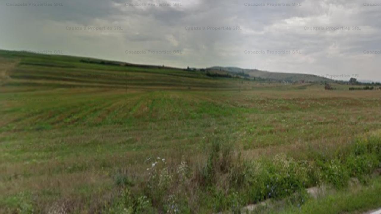 Teren intravilan parcelat localitatea Oarda de Sus, jud. Alba