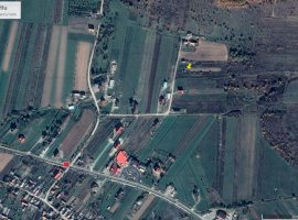 Teren 1249 mp situat in comuna Coldau,langa Beclean, Bistrita Nasaud