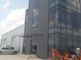 Vanzare cladire mixta office - industrial, Eurobusiness Park Oradea