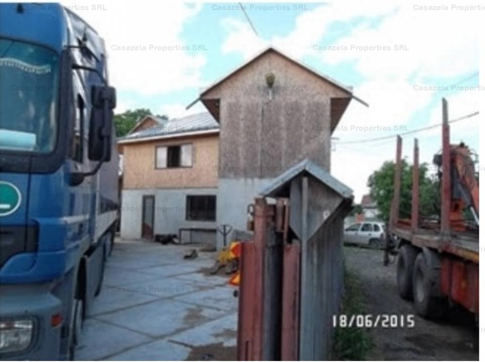 Spatiu industrial - Malini, Suceava