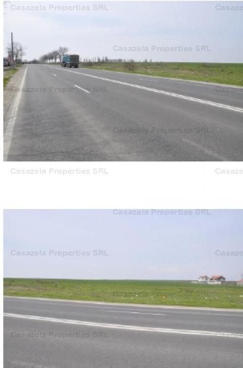 teren extravilan Tuzla in suprafata de 4.500 mp